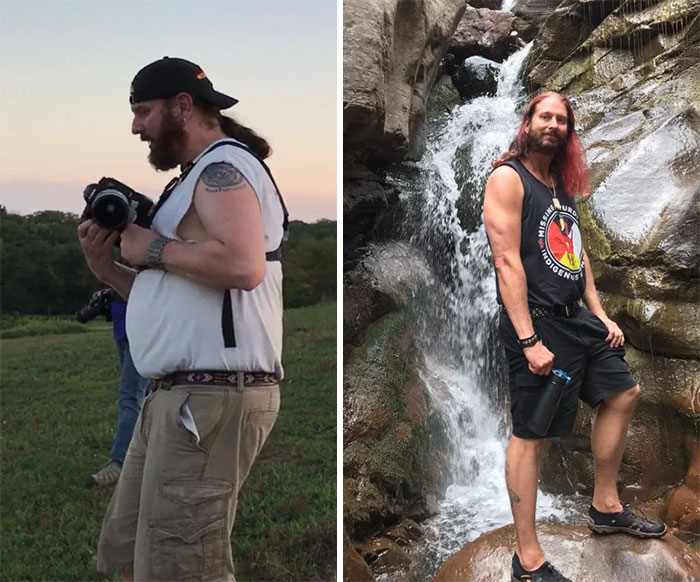 I Know I'm Not Hot Or Anything, But I'm Proud Of The Progress I've Made To Being Healthier (2018/2020)