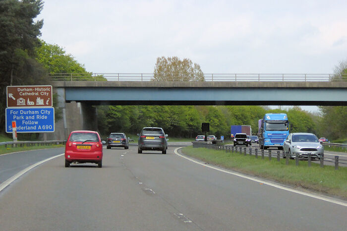 The UK And Some Other Countries Still Drive On The Left Side
