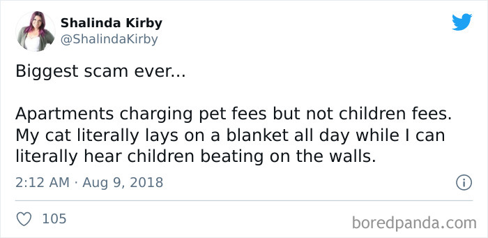 Child Fees Should Be A Thing And Dogs Should Be Free