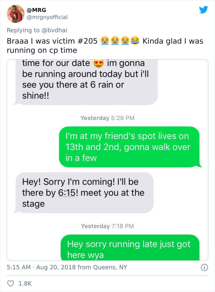 Guy Shares A Viral Story Of A Tinder Date Going Bad As The Same Woman Tricked Dozens Of Men
