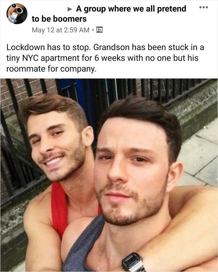 His Roommate Is So Nice