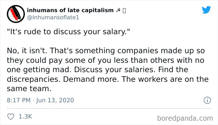We Need To Make Discussing Salary Normal