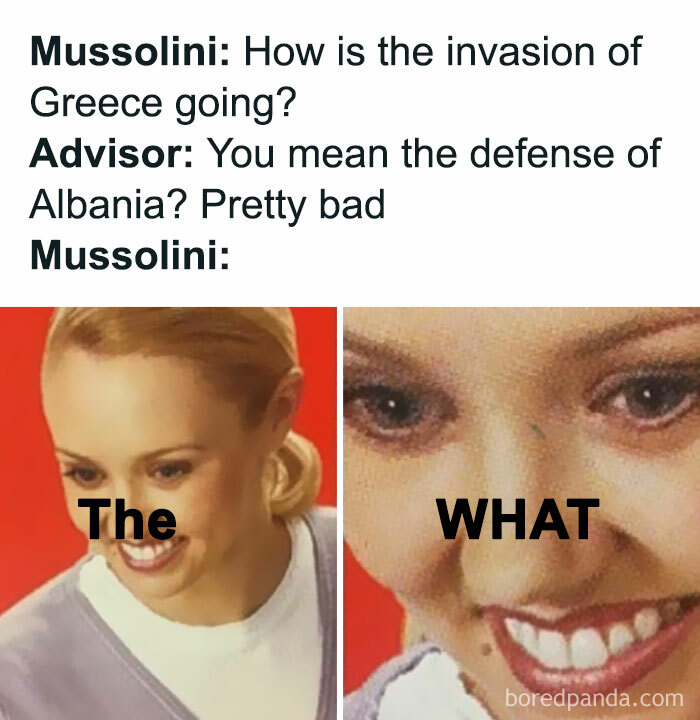 🔥👉 S W I P E 👉🔥to Learn The History Behind The Meme • • • • 👉 Follow @educational.history.memes For More Memes With Informative Explanations