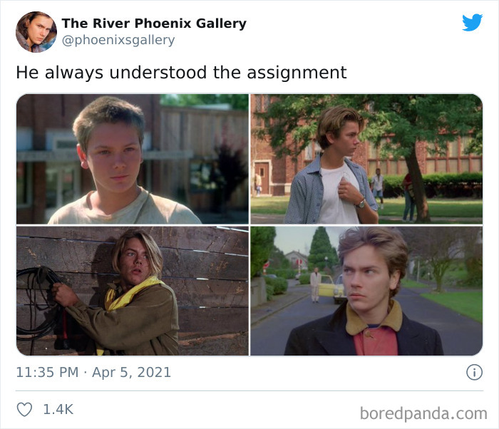 River Phoenix