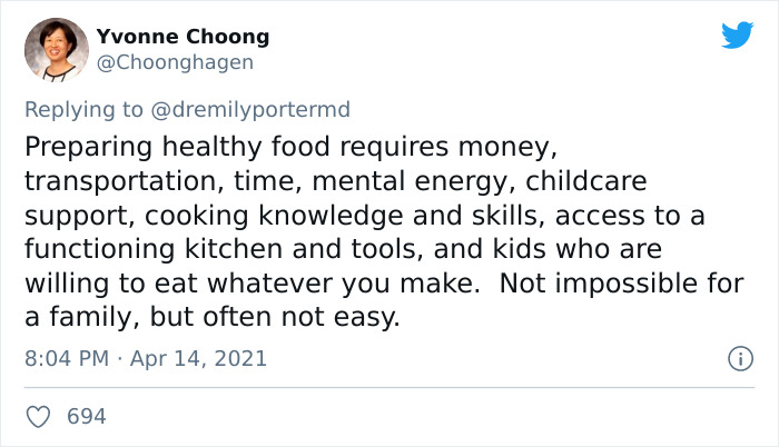 Doctor Explains How Fast Food Is Cheaper Than Most Healthy Food Choices, Urges People To Stop Fat-Shaming