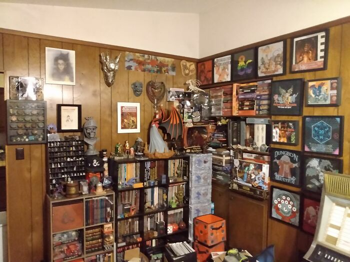 My Dungeons And Dragons Collection