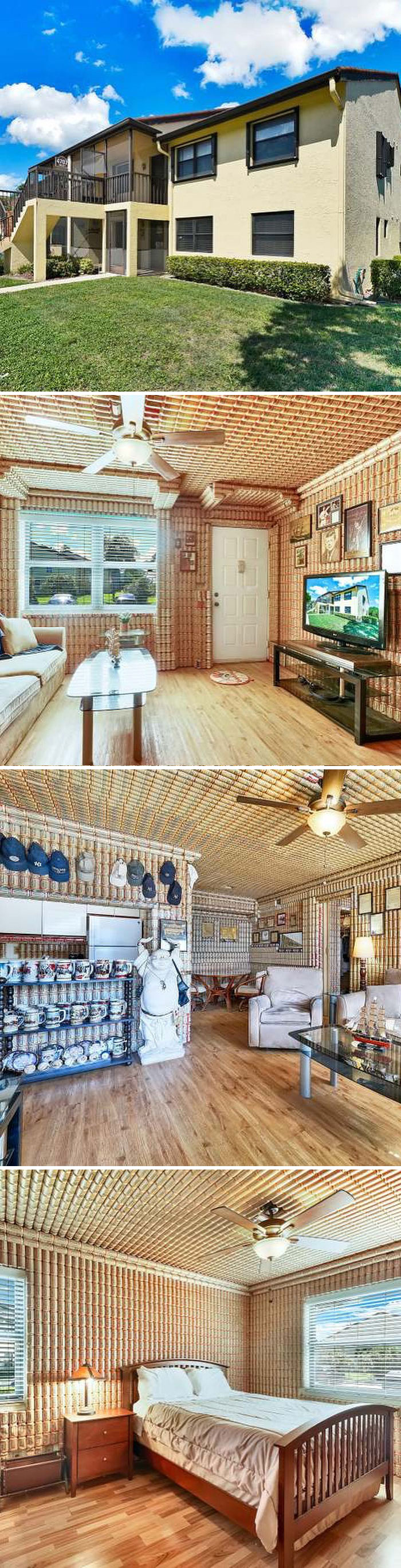 Who Needs A Mancave When You Can Have A Manhome? Recently Sold For 95,000. 2 Bd, 2 Ba. 815 Sf
