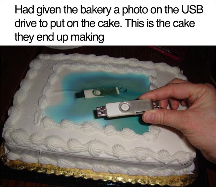 A Genius Baker