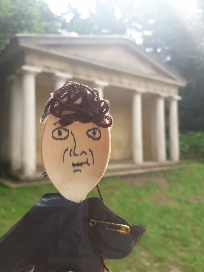 This Is Spoon Dave And He Will Be Your Guide...