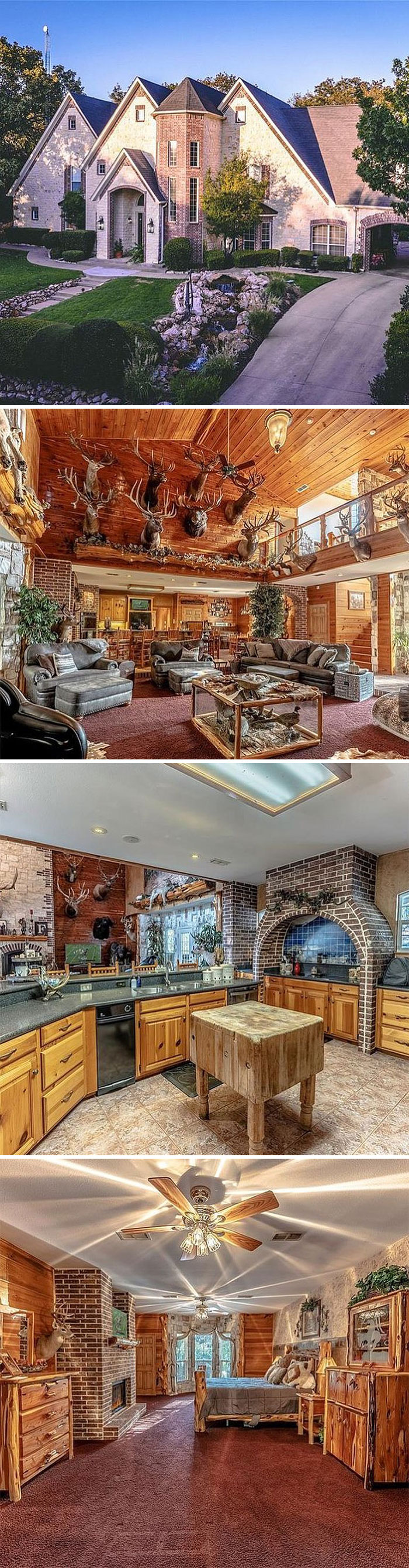How Do You Walk Around In The Middle Of The Night I'd Be Scared. $1,395,000. 4 Bd, 6 Ba. 8,614 Sf