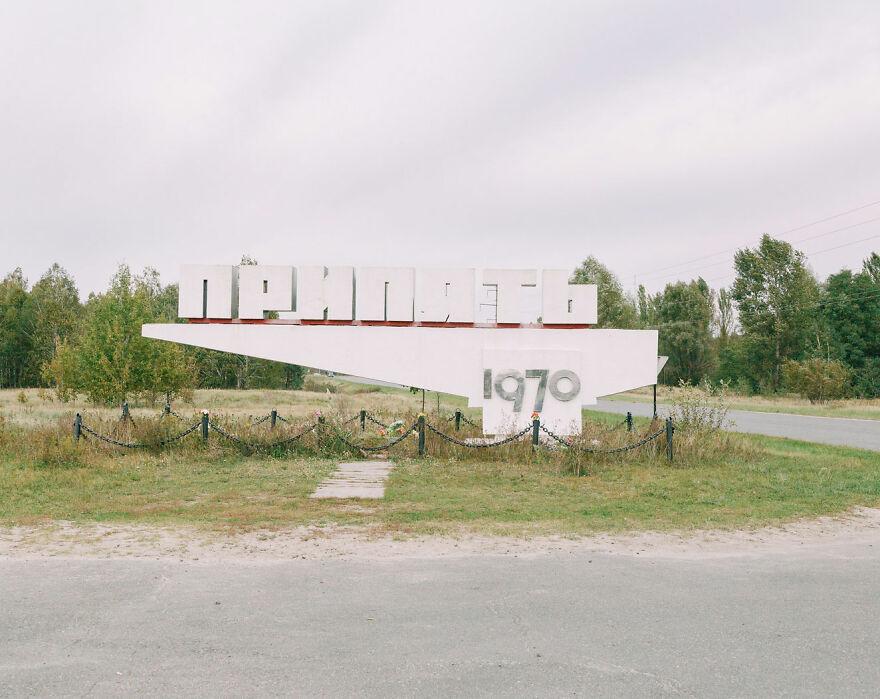 The Pripyat Sign