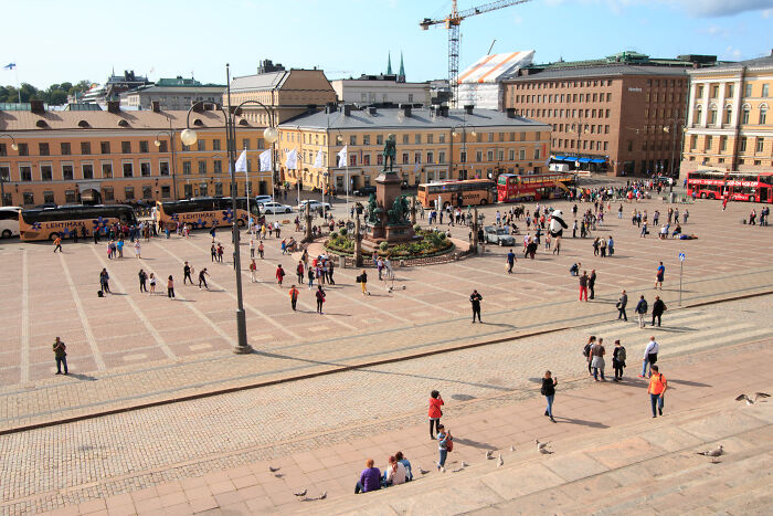 Finland brings down homelessness to 0.08%, and this is how they did it.