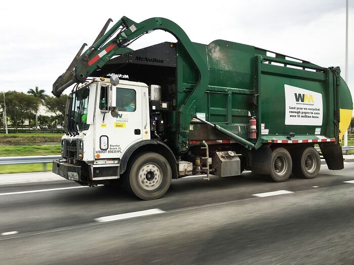 In Ecuador, The Trash Trucks' Tune Is Similar To What Ice Cream Trucks Play In The USA