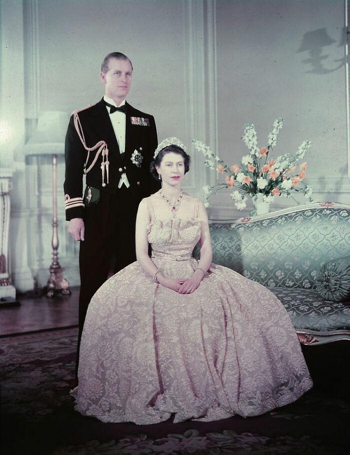 9 Vintage Photos From The Life of Prince Philip, Duke of Edinburgh