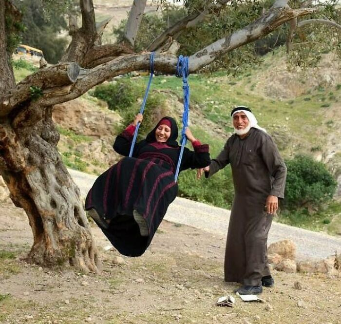 This Adorable Arab Couple