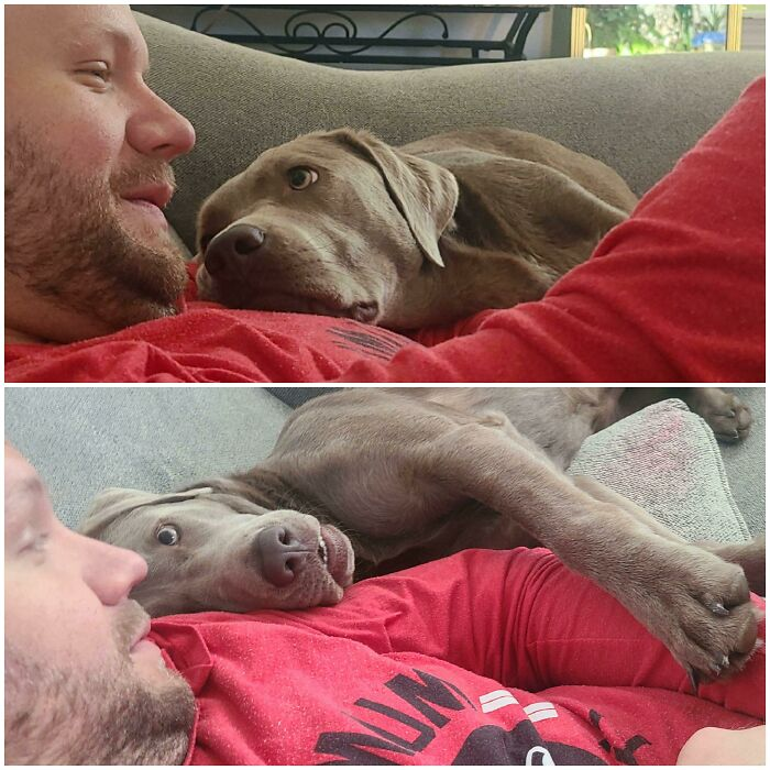 She Loves Her Dad
