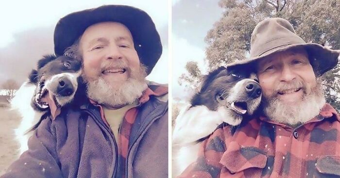 His Daughter Taught Him How To Take Selfies And This Is What The Result Was