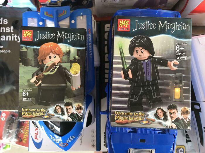 Los encontré en mi mercadillo local