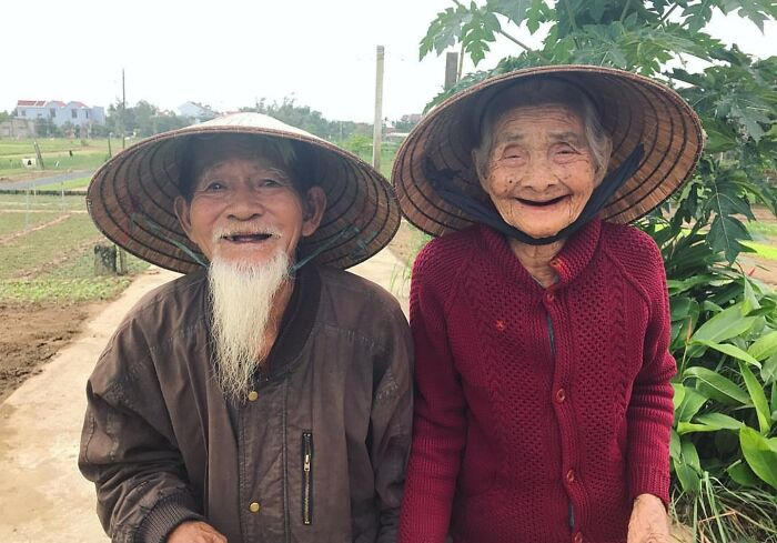 This Vietnamese Couple Has Been Married For 70 Years