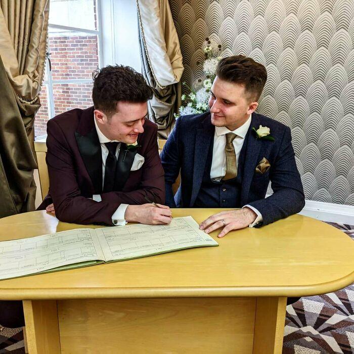 Today I Married My Best Friend
