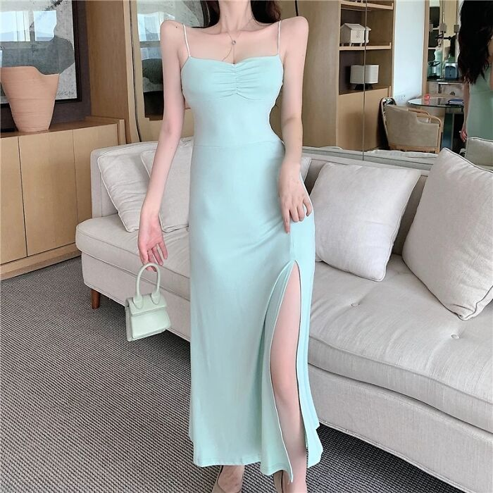 I Was Shopping Online When I Saw This Dress... And Those Shoulders...