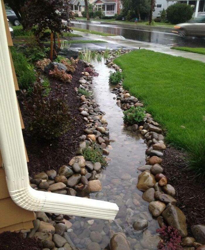 Incorporating Rain Into Your Garden
