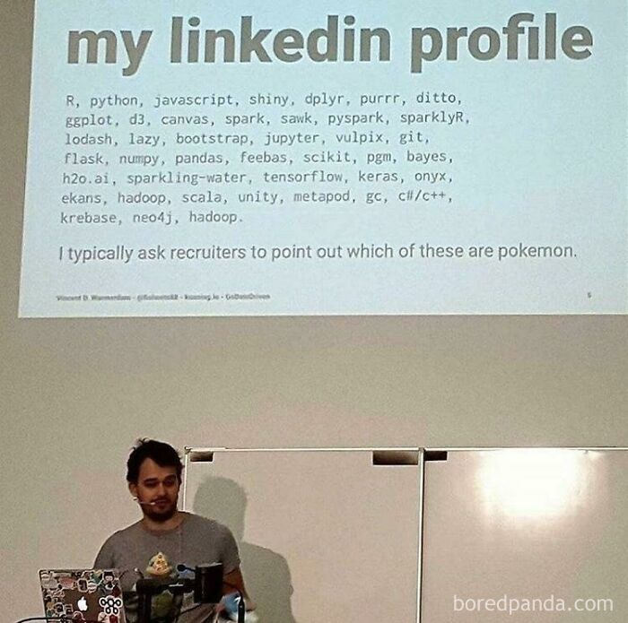 Saw This On Linkedin And Had A Good Laugh!