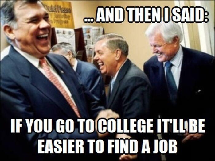 Get Degree...