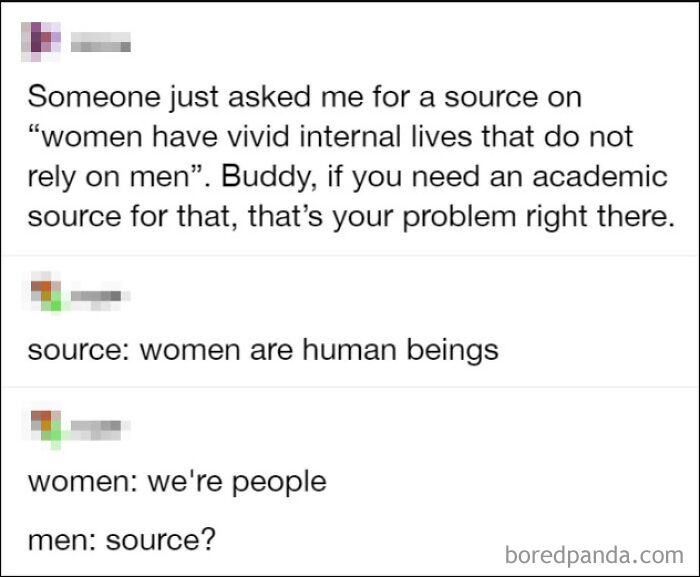 Is There A Source For Women?