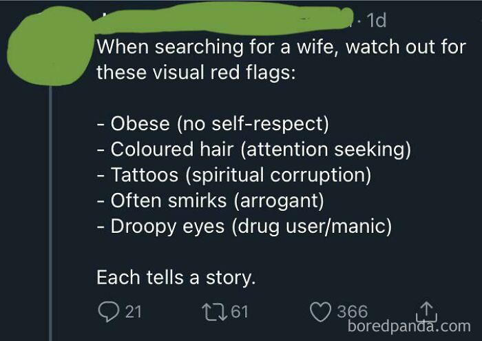 Ideal Wife Criteria
