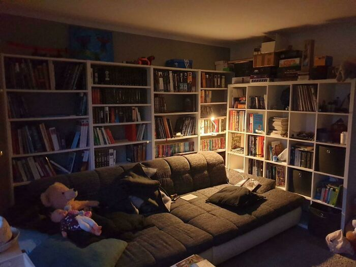 My Cozy Little Reading Place