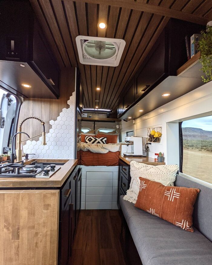 My Cozy Home On Wheels
