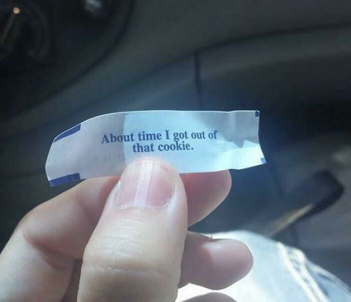 Found In My Fortune Cookie....made Me Smile