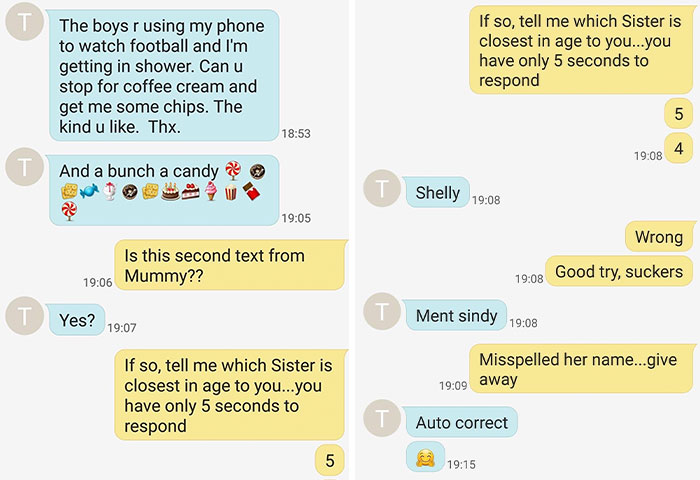"""Kids """"Hack"""" Mom's Computer, Text Dad To Allow Them More Device Time, Get Busted Immediately"""