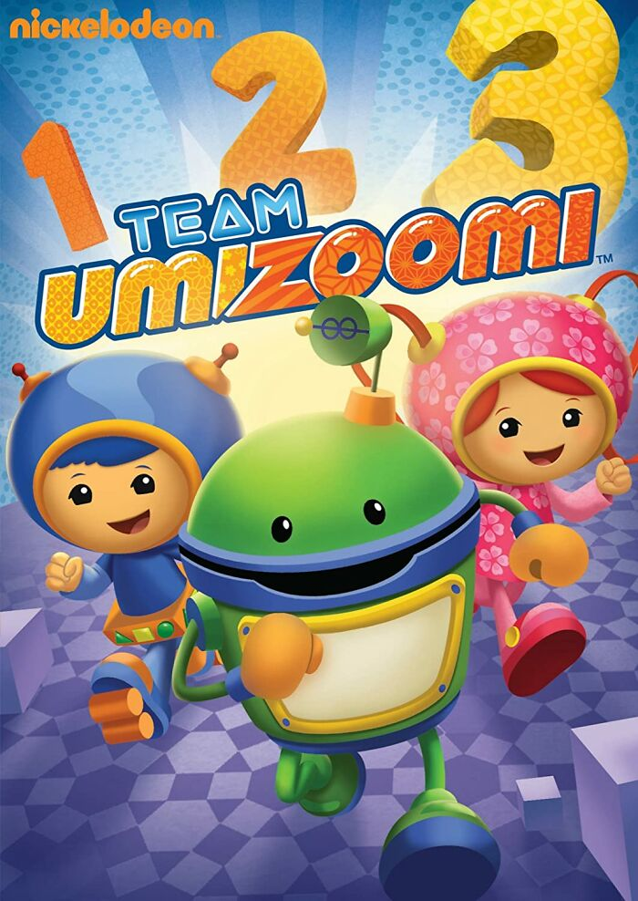 Do Y'all Remember Team Umizoomi?