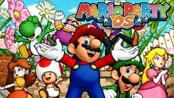Mario Party Dsi