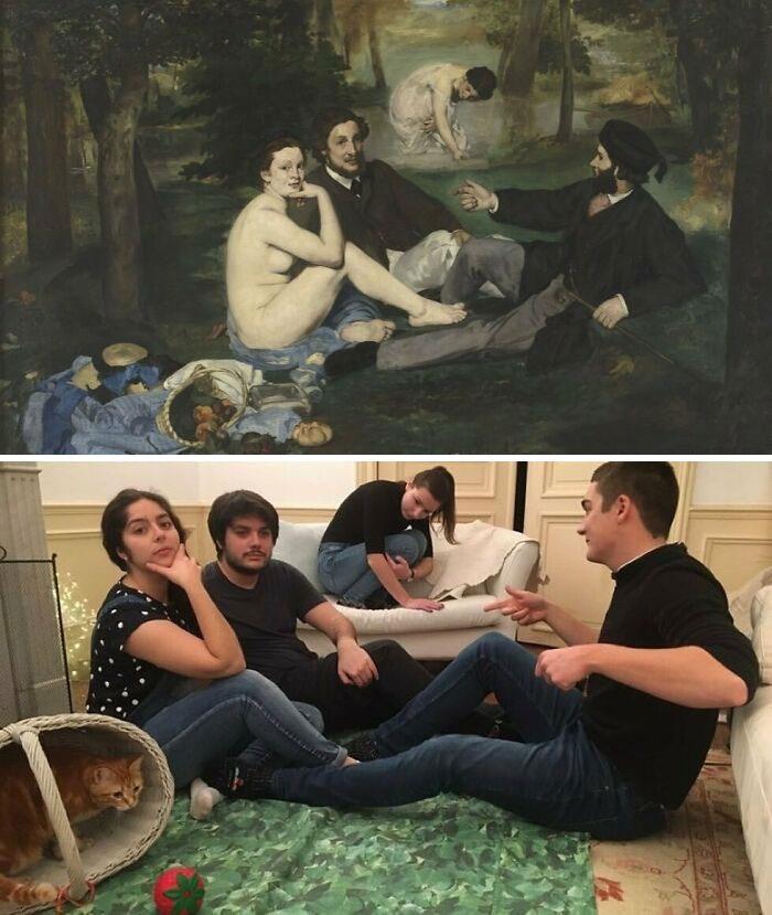 Paintings-Recreation-Tussenkunstenquarantaine