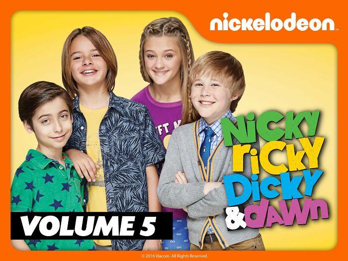 Nicky Ricky Dicky And Dawn