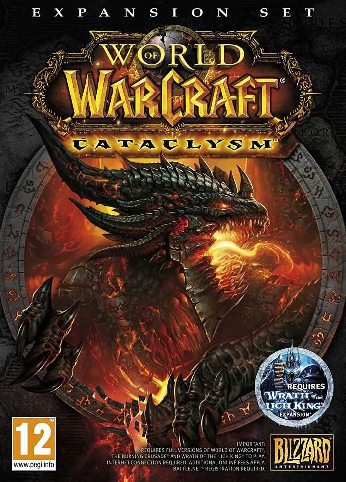 One Of My Favorite Expansions To World Of Warcraft Came Out