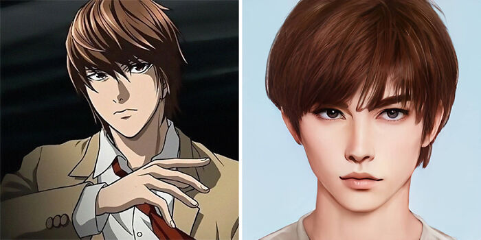 Light Yagami de Death Note