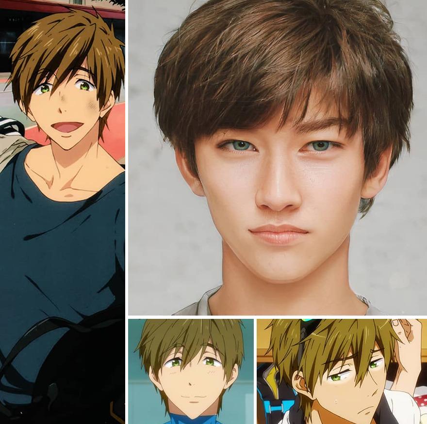 Makoto Tachibana From Free!
