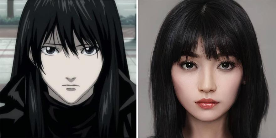 Naomi Misora From Death Note