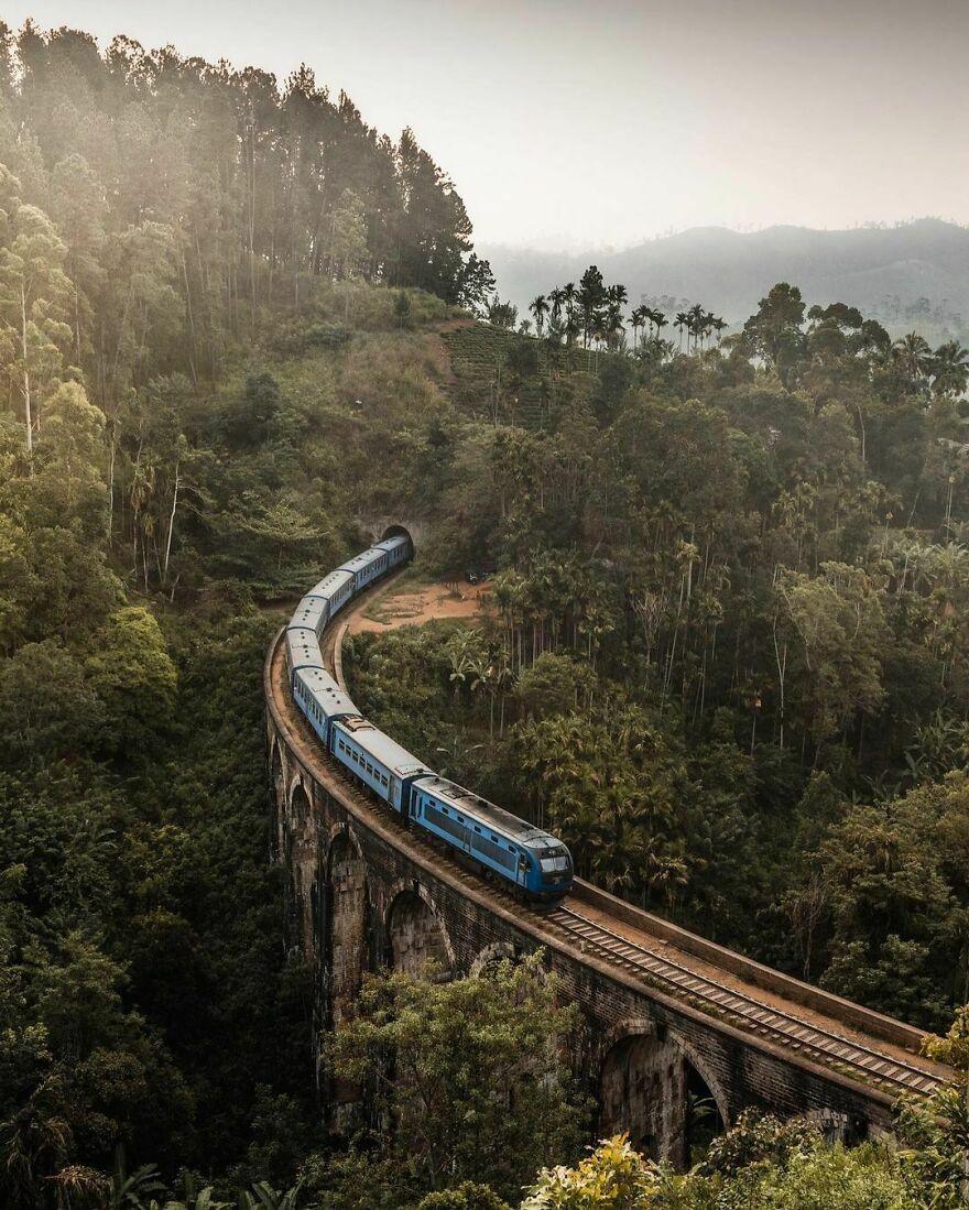 Nine Arches Bridge, Demodara, Sri Lanka