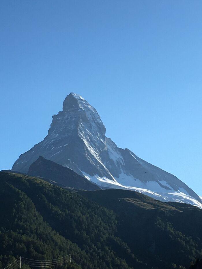 Picture Of The Matterhorn