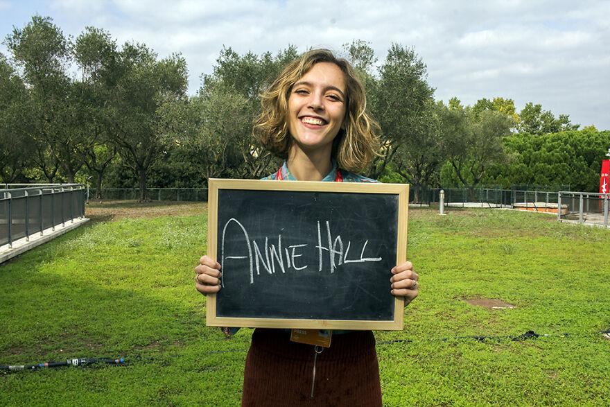 Martina, Annie Hall (1977)
