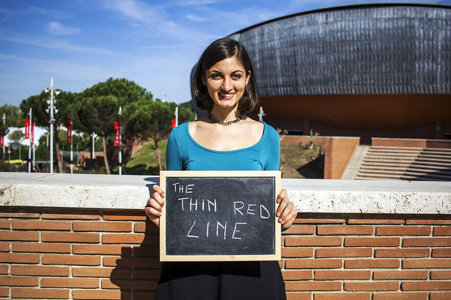 Chiara, The Thin Red Line (1998)