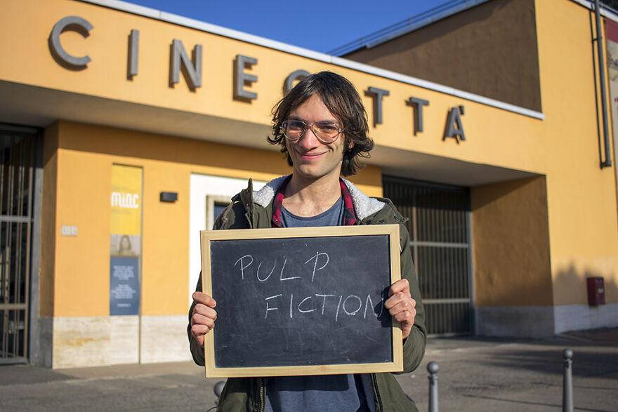 Mattia, Pulp Fiction (1994)