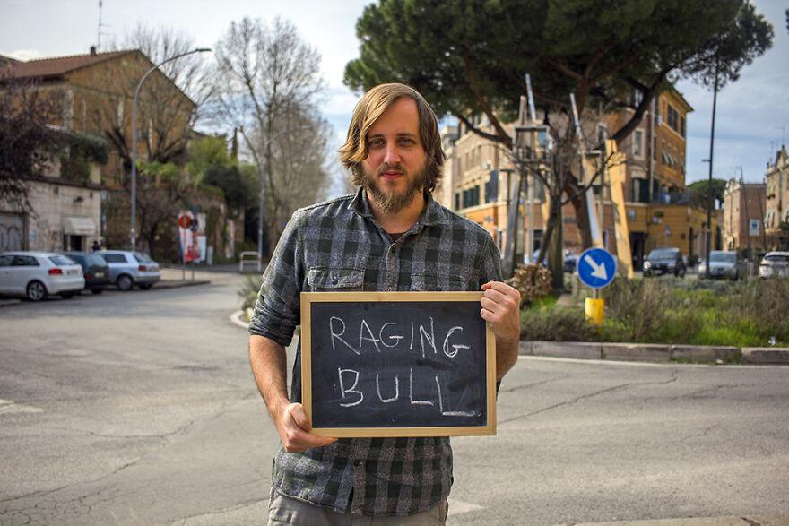 Maurizio, Raging Bull (1980)