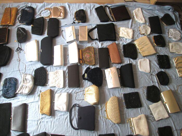 Vintage Purse Collection