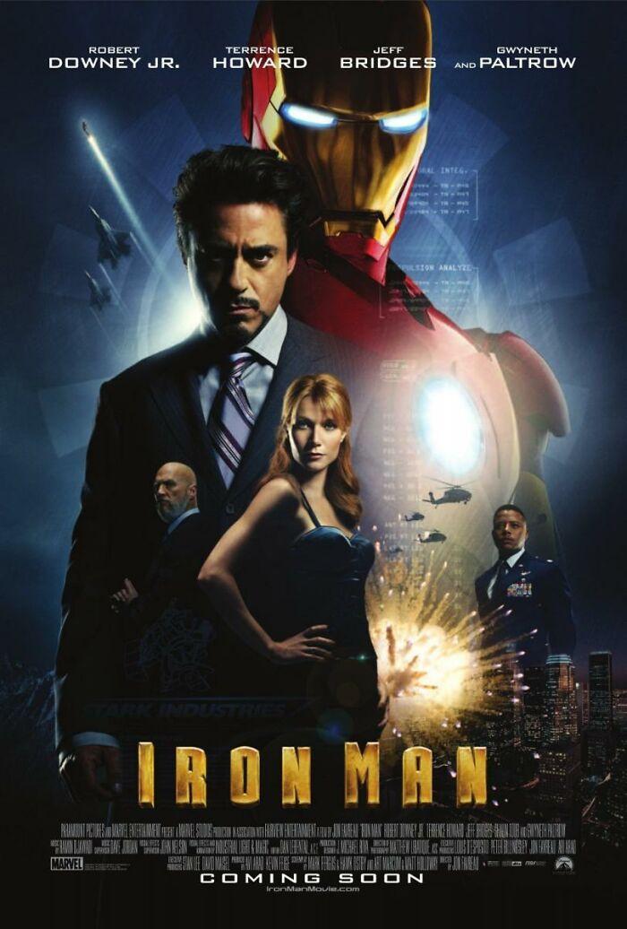 Iron Man!!! Mayb Idk If It's Nostalgic But Come On It's Iron Man